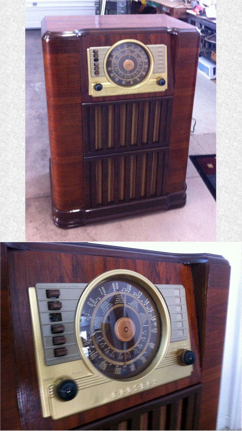 Crosley Radio Radio Attic S Archives Crosley 02cp 1941