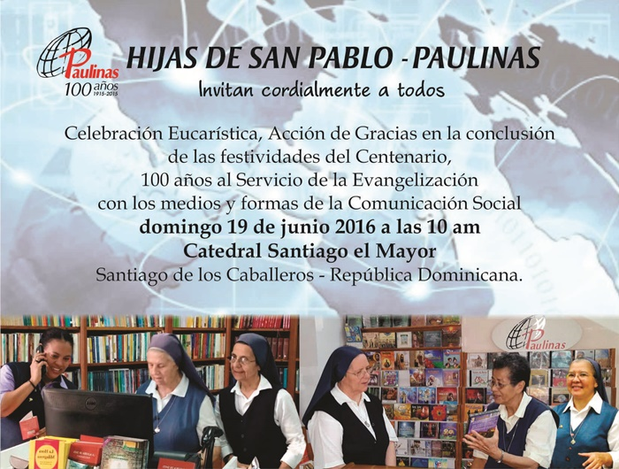 LIBRERIA PAULINAS AFICHE BIENAL  2