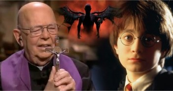 Padre Amorth versus Harry Potter