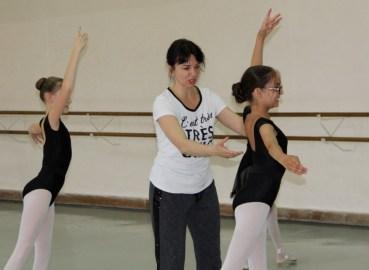 Ora de balet cu Simon Noja