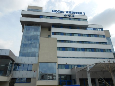 hotel univers t