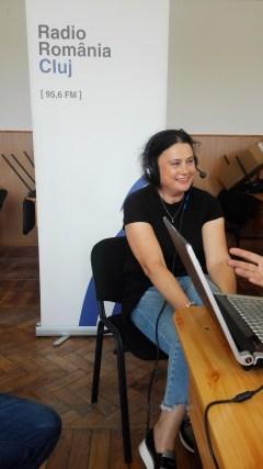 prof. Monica Bereș, dir. Lic. Onisifor Ghibu