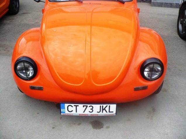 Broscuța VW