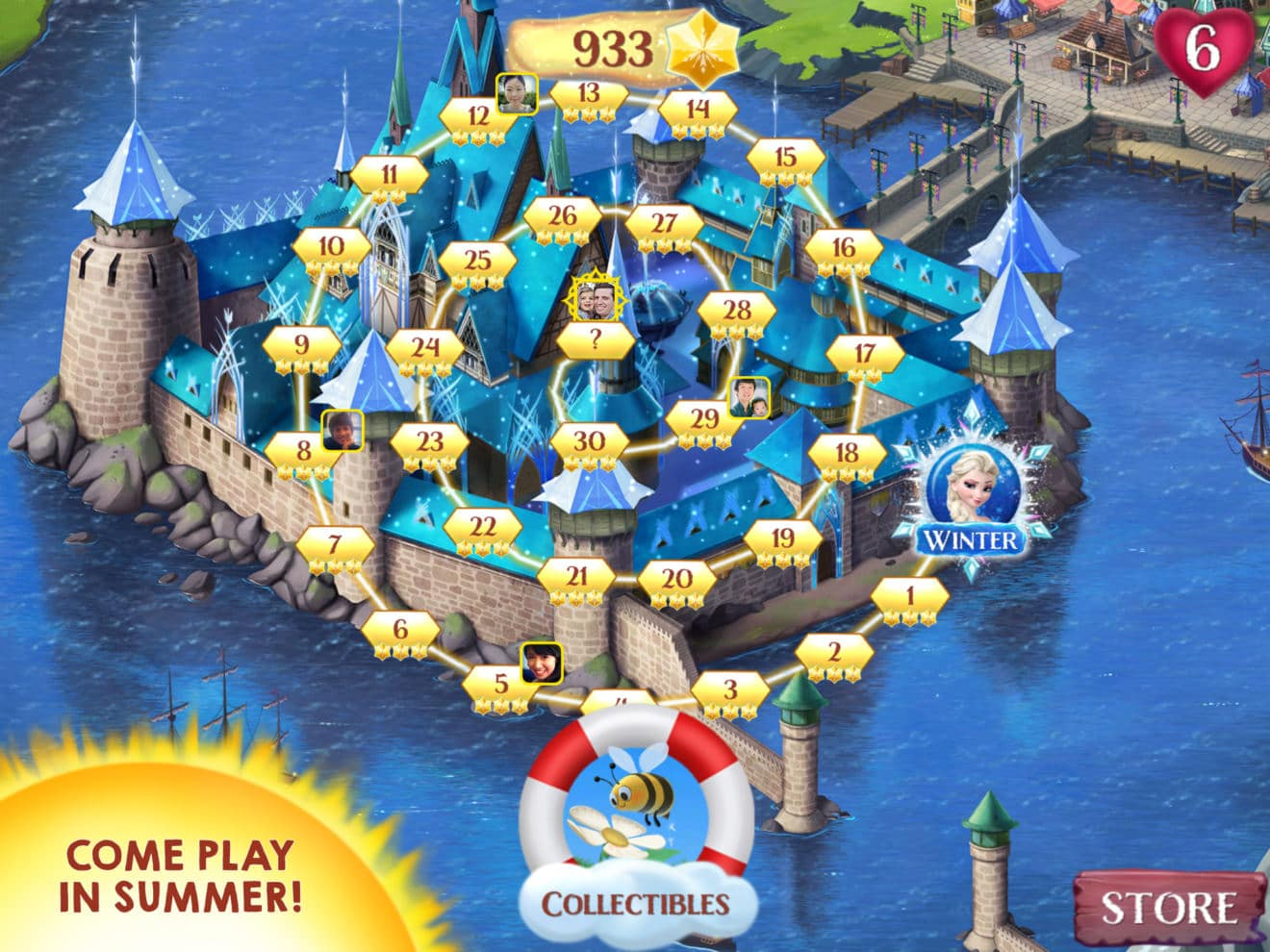Free Disney Fall Wallpaper Notre Critique Du Court M 233 Trage La Reine Des Neiges Une