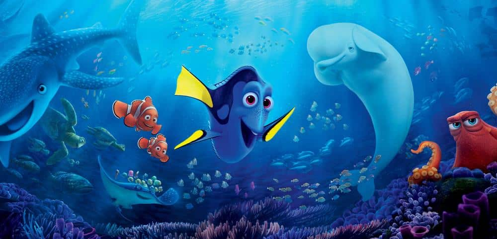Finding Nemo 3d Wallpapers Finding Nemo 3d Wallpapers Movie Wallpapers