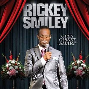 RickeySmiley OpenCasketSharp DVD Rickey Smiley has Brand New DVD