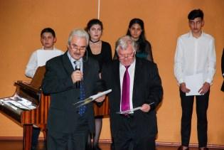 Premii acordate personal de prof Vasile Gocan Cluj