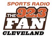 Radio 92.3 The Fan WKRK Kevin Kiley Chuck Booms Adam The Bull 98.5 WNCX Maxwell Nard Dom Nardella 850 WKNR