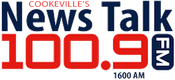 News Talk 100.9 WATX Cookeville Classic Country 1600 780 WPTN Fox Sports