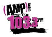 Amp Radio 103.3 AmpRadio WODS Boston CBS Grooves Joey Brooks