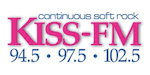 KissFM Kiss FM Maine 94.5 WKSQ Ellsworth Bangor 97.5 WQSK Midcoast 102.5 WQSS