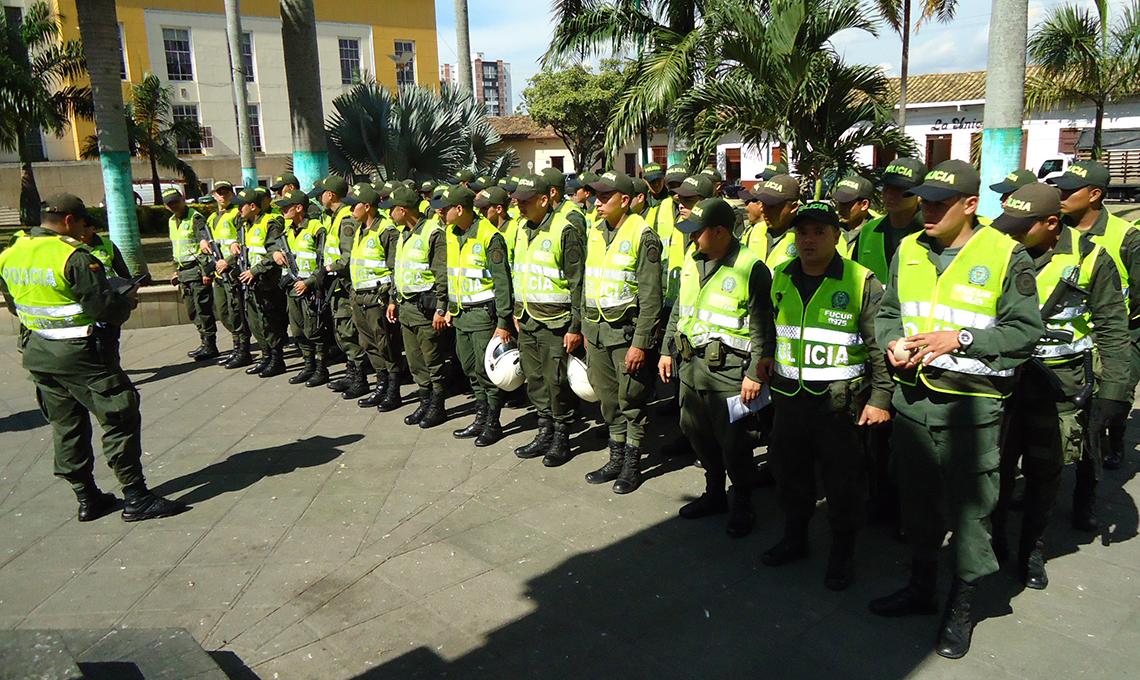 POLICÍA DE BUCARAMANGA