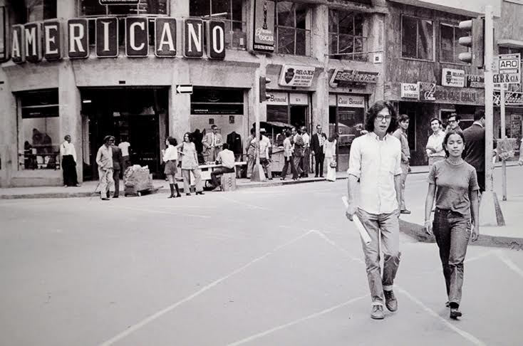 ASI PASO / EXPOSICION DE FOTOGRAFÍAS INEDITAS DE ANDRES CAICEDO REALIZADAS POR EDUARDO CARVAJAL EN EL AÑO DE 1949. JHON ALEXANDER CHICA QHUBO CALI / VALLE / COLOMBIA 03 DE SEPTIEMBRE DE 2012