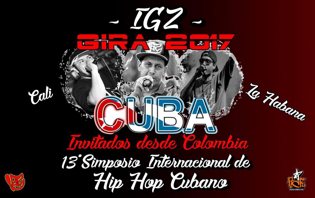 FLYER IGZ CUBA