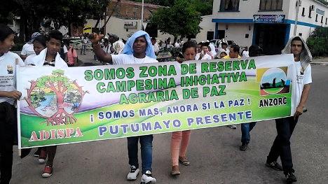 Reserva Campesina Perla Amazónica
