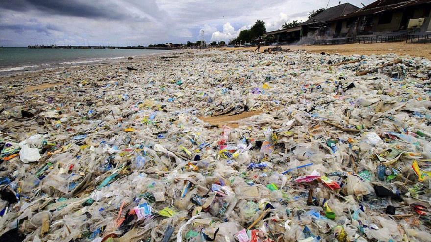 Un estudio revela que los humanos han producido 8300 millones de toneladas de plástico hasta 2015.