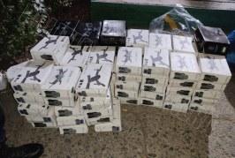 Un șofer din Orhei transporta fără acte de proveniență 100 de drone în valoare de cca 1 milion de lei