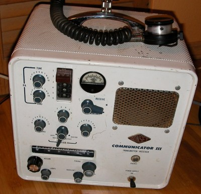 Are Old Tube Radios Still a Viable Option? The Gonset ...
