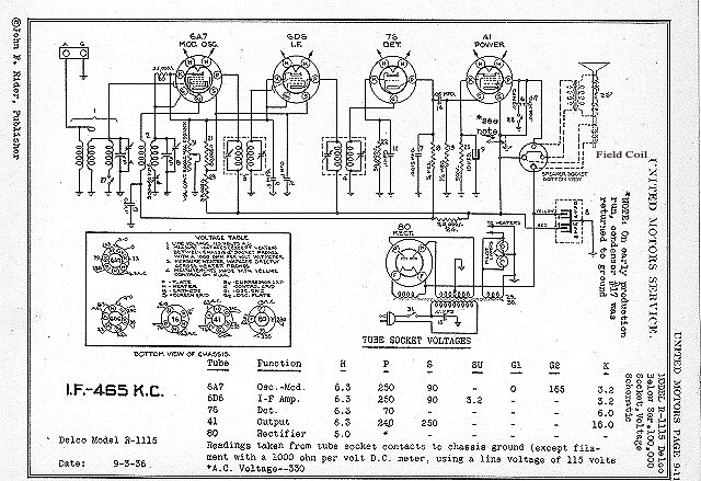 delphi coil diagram