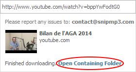 OpenFolder
