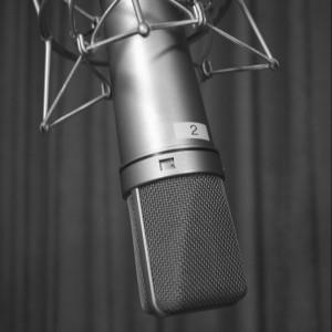 """Le Neumann U87, microphone que la regrettée Whitney Houston a utilisé pour enregistrer l'un de ses plus grand succès en carrière, """"I Wanna Dance With Somebody"""". Photo de Tanki sous licence Creative Commons 2.0 via Wikimedia Commons."""