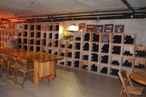 Certains d'entre vous doivent rêver de posséder un pareil cellier dans leur maison, n'est-ce pas ?