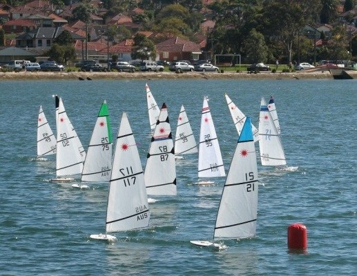 2015 RC Laser National Championships Program