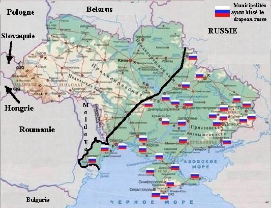 Carte-Ukraine-Russie