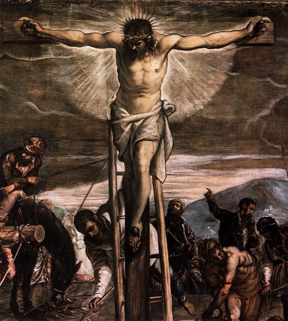 The Cross Of The Formless A Brief History Of The Crucifixion In