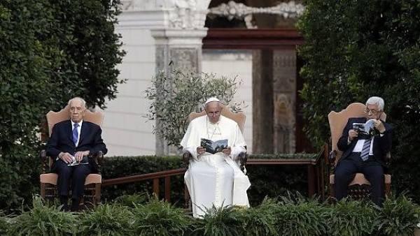 """La """"Preghiera per la Pace"""" interreligiosa presso i Giardini Vaticani"""