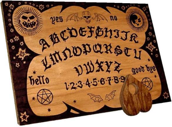 Brevi e semplici informazioni sulla tavoletta ouija