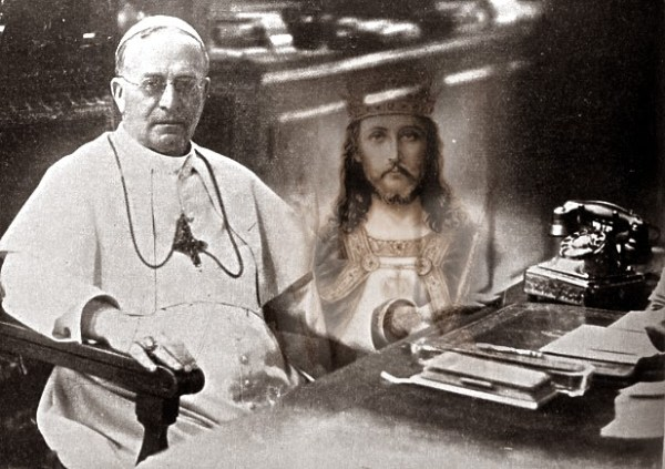 Pope Pius XI_Christ