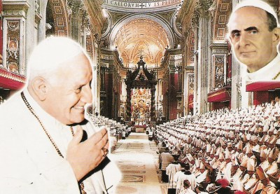 Il 'concilio' Vaticano II fu dogmatico o pastorale?