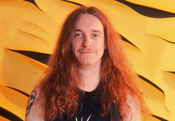Cliff Burton Metallica