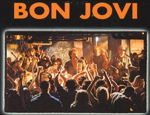 'Livin' On a Prayer'-Bon Jovi