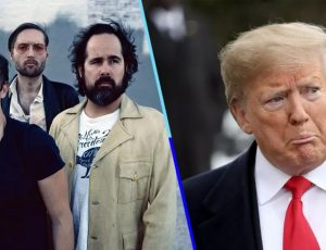 The Killers lanza canción en contra del muro de Donald Trump