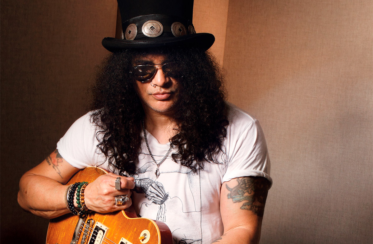 Slash gira - RADIO Z ROCK POP