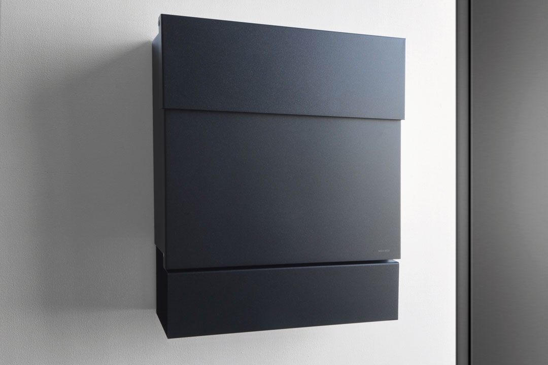 Briefkasten Letterman Mail Box Letterman 5 Black – Radius Design