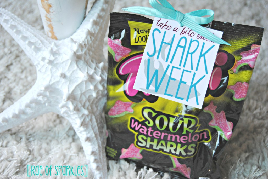 Shark Week Treats