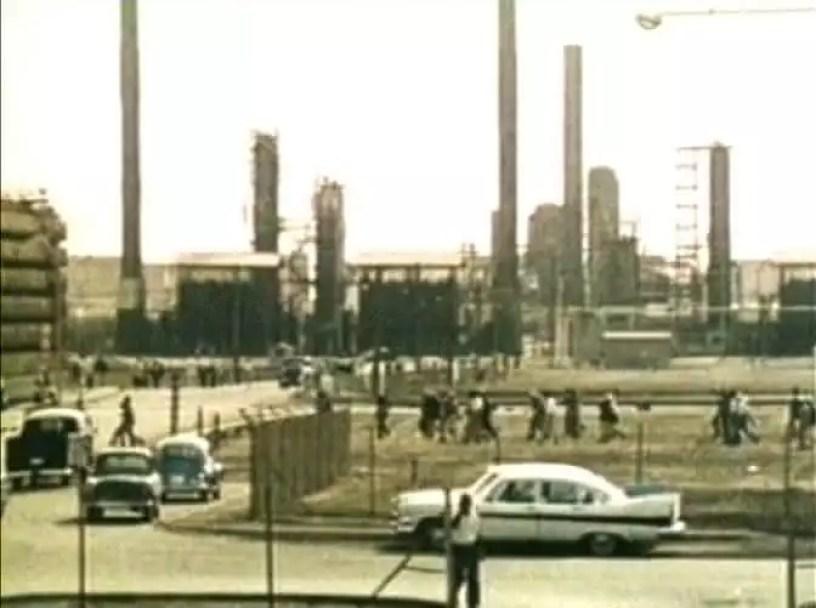 Cena do documentário The Nineth Day