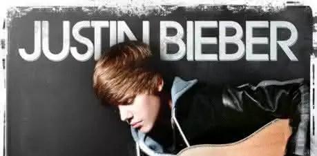 Novo CD de Justin Bieber