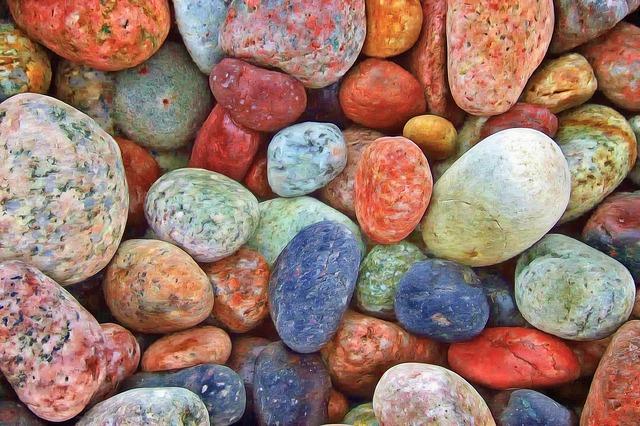 Pedras harmonia