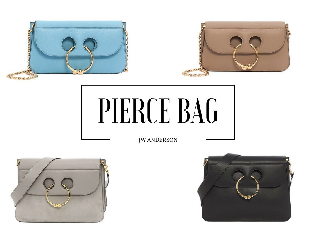 RAFAELA COELHO JW ANDERSON PIERCE BAG