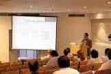 Apresentação no terceiro encontro técnico do programa RHAE