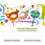 Google se viste de Carnaval de Barranquilla