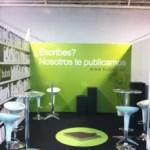 Visita a Bubok en la Feria Internacional del Libro en Bogota