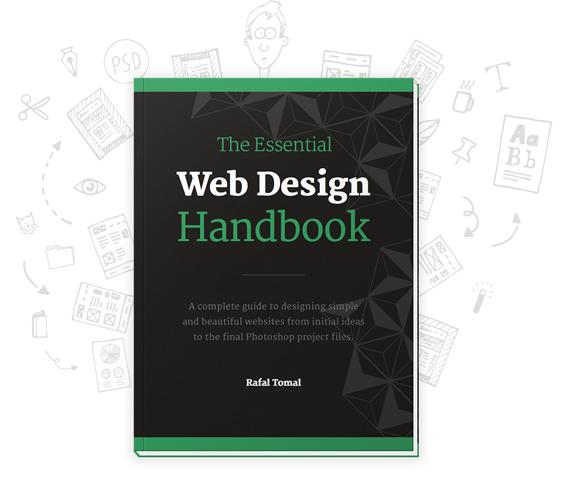 The Essential Web Design Handbook Is Here! - Rafal Tomal