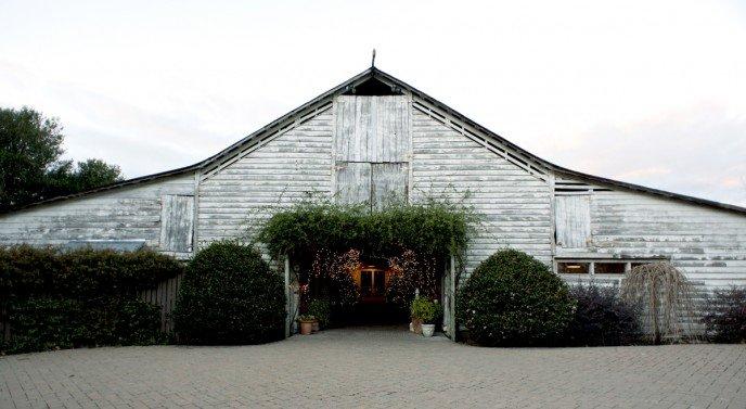 Fearrington Barn Exterior