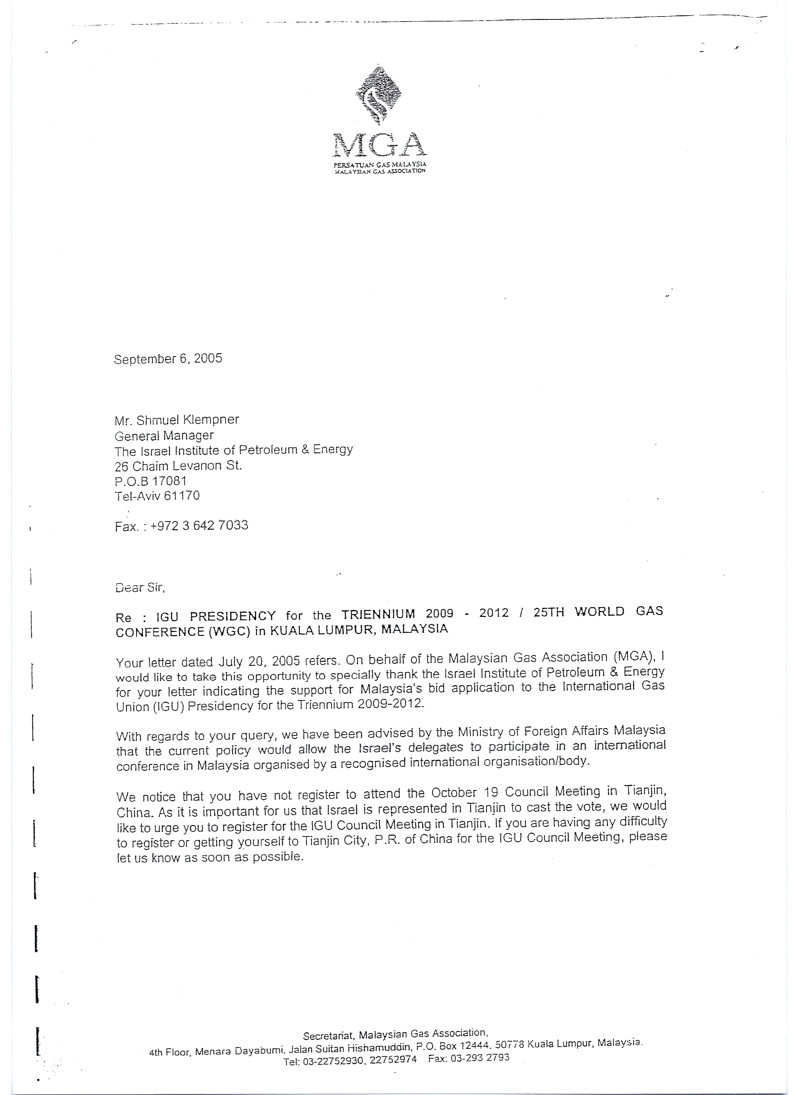 Formal Letter Example Singapore | Sample Document Resumes