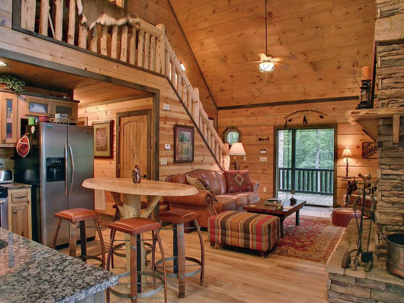 Cabin Design Ideas Cabins And Vacation Rentals Ocoee Accommodations Raft One